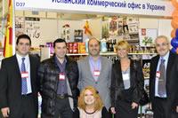 Presencia de La Hoguera en la Feria World Food Ucrania