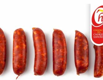 El Consorcio del Chorizo Español etiqueta un 36% más de kg en el primer semestre.