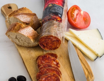 Chorizo Maldito, el mejor del mundo.