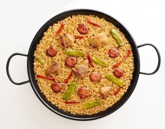 La Paella con chorizo triunfa en Reino Unido