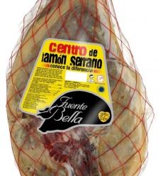 CENTRO DE JAMÓN SERRANO FUENTE BELLA