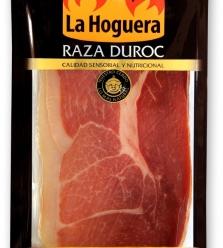 JAMÓN LONCHEADO (100/150 GRS.) RAZA DUROC