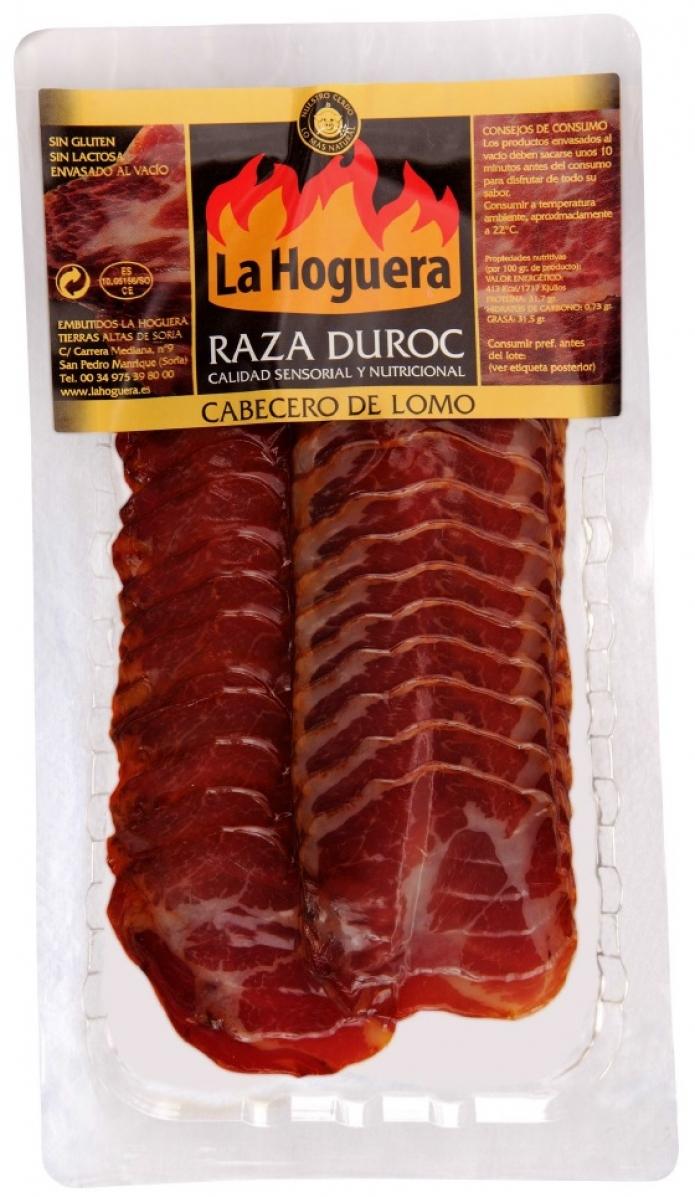 LONCHEADO CABECERO DE LOMO 100 GRS. RAZA DUROC