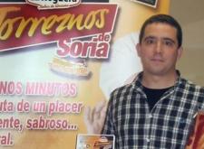 Teo Martínez, responsable de la empresa